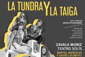 La Tundra y La Taiga - Obra teatral